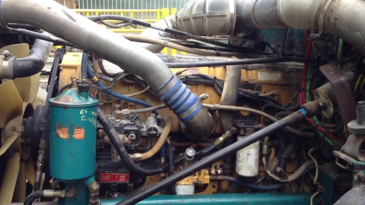 CAT 2WS 3406E