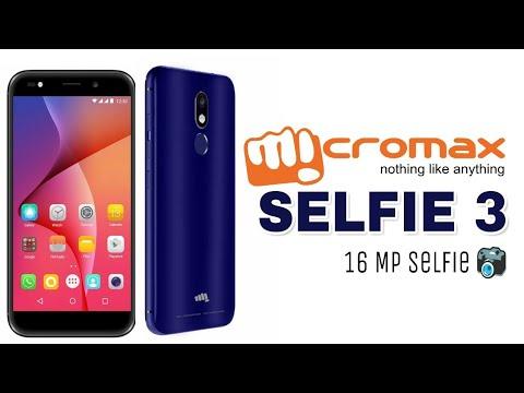 Micromax Selfie 3 Video clips - PhoneArena