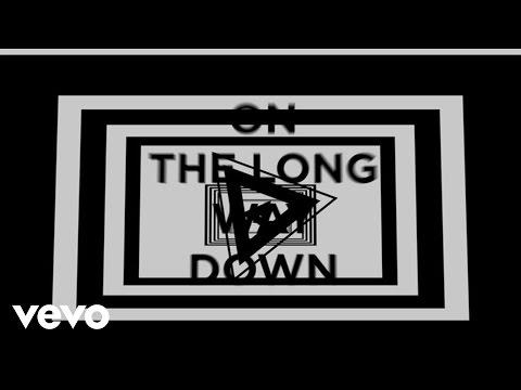 Robert DeLong - Long Way Down (Lyric Video)