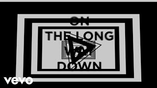 Robert DeLong - Long Way Down (Lyric Video)