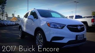 2017 Buick Encore 1.4 L Turbo 4-Cylinder Road Test & Review