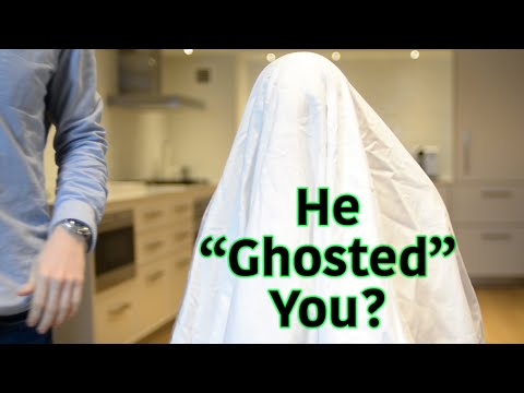 He Ghosted You?  3 Ways To Feel Better Fast - Matthew Hussey, Get The Guy