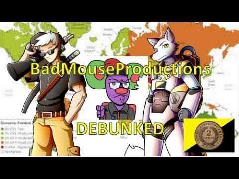 """Economic Freedom Index """"Debunked"""" - Response To BadMouseProductions"""