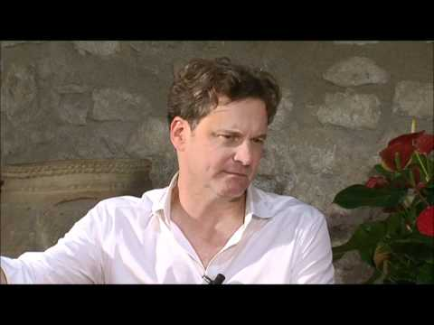 Colin Firth, intervista di Giovanni Bogani