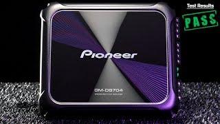 Pioneer GM-D8704 4-Channel Amplifier - Testing Kills Specs!