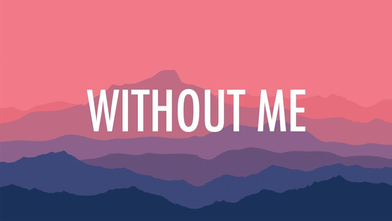 Download Halsey – Without Me (Lyrics) 🎵