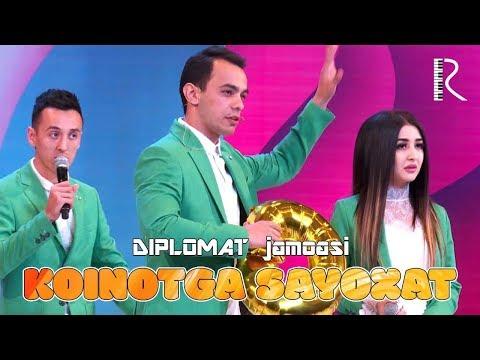 QVZ 2019 - DIPLOMAT jamoasi - Koinotga sayohat