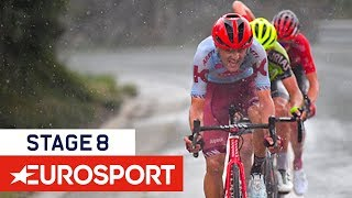 Vuelta a España 2019 | Stage 8 Highlights | Cycling | Eurosport