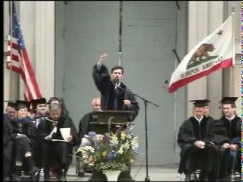 Paul Dosh, Spoken Word - 2004 UC Berkeley Commencement