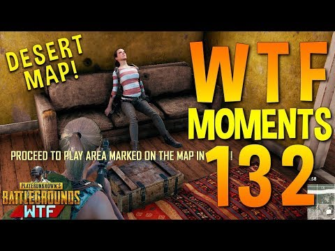 PUBG WTF Funny Moments Highlights Ep 132 (playerunknown's battlegrounds Plays) thumbnail