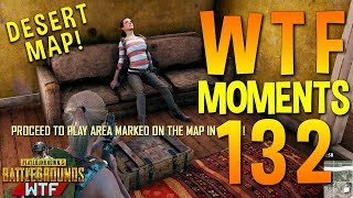 PUBG WTF Funny Moments Highlights Ep 132 (playerunknown's battlegrounds Plays)