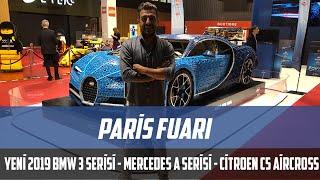 Yeni 2019 BMW 3 Serisi | Mercedes A Sedan | Citroen C5 Aircross