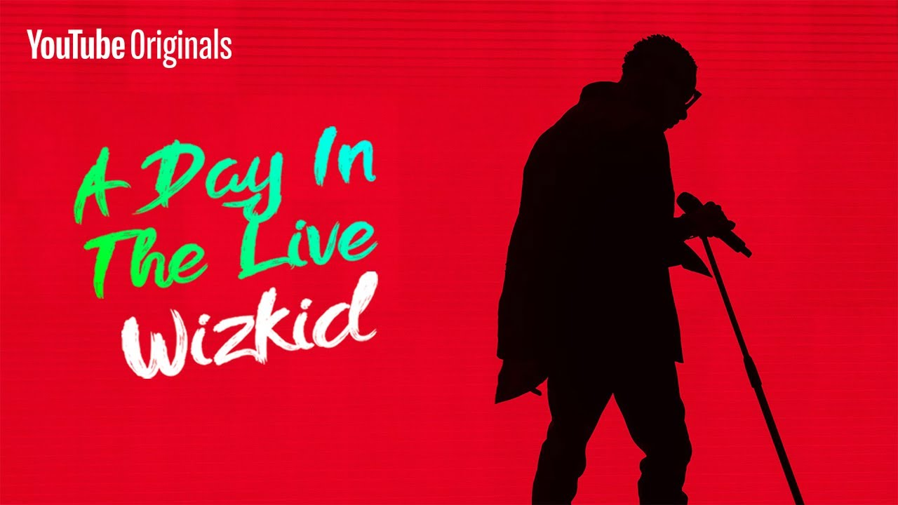 Wizkid - Ginger (Live)   A Day in the Live