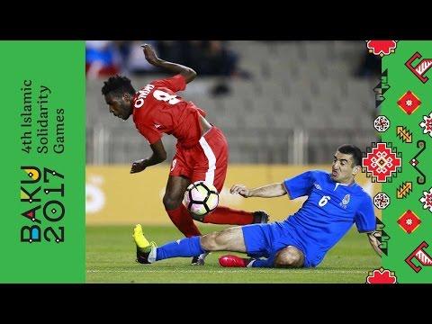 Azerbaijan vs Oman Gold-medal Match   21 May