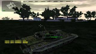 ARMA CWA: TuPaS vs [JAT] & SMERSH (07/11/2015) TvT mission