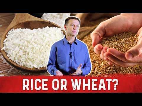 What's Unhealthier: Rice or Wheat?