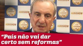 Vice da Abag: 'País não vai dar certo sem reformas'