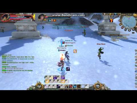 Clash Of Gods Online PVP Night Blade (Ghomez)