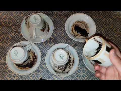 Гадание на кофейной гуще Что ждет ? что будет ? в ближайшем будущем