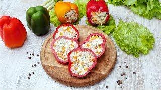 Закуска из болгарского перца - Рецепты от Со Вкусом