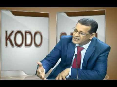 Kodo Sahel Mohamed Abdallahi Ould Amar dit Adahi Directeur Commercial Radio Mauritanie