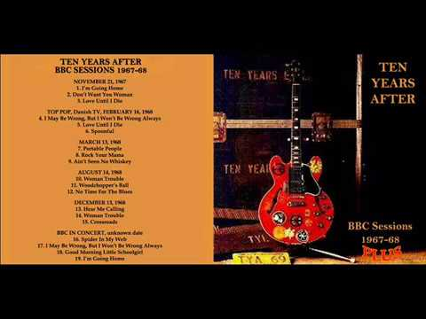 Ten Years After - BBC Sessions (1967)