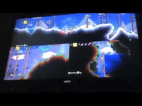Terraria Xbox Lets Play Episode : The Three Amigos!