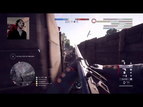 Beer and Battlefield 1 Top1% BTR assault fighter -WEEDtv-Partner