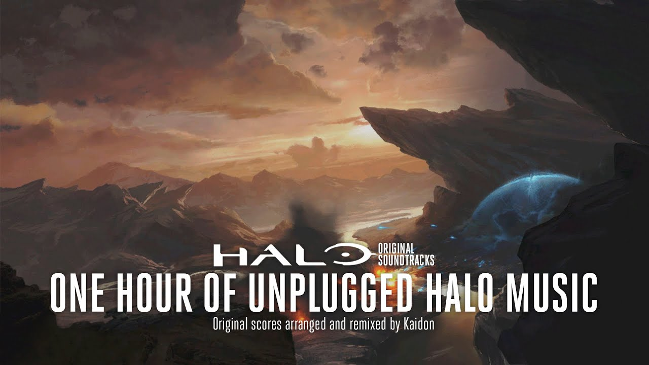 One Hour Of Unplugged Halo Music Youtube