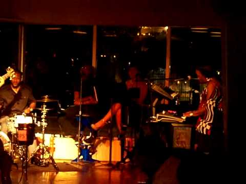 The Janet Montgemery Trio@Acoustix Jazz 1