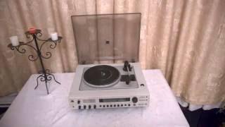 Радіола Илга-201С-1, 1991 р., СРСР, Radiola Ilga-201C-1, 1991, the Soviet Union