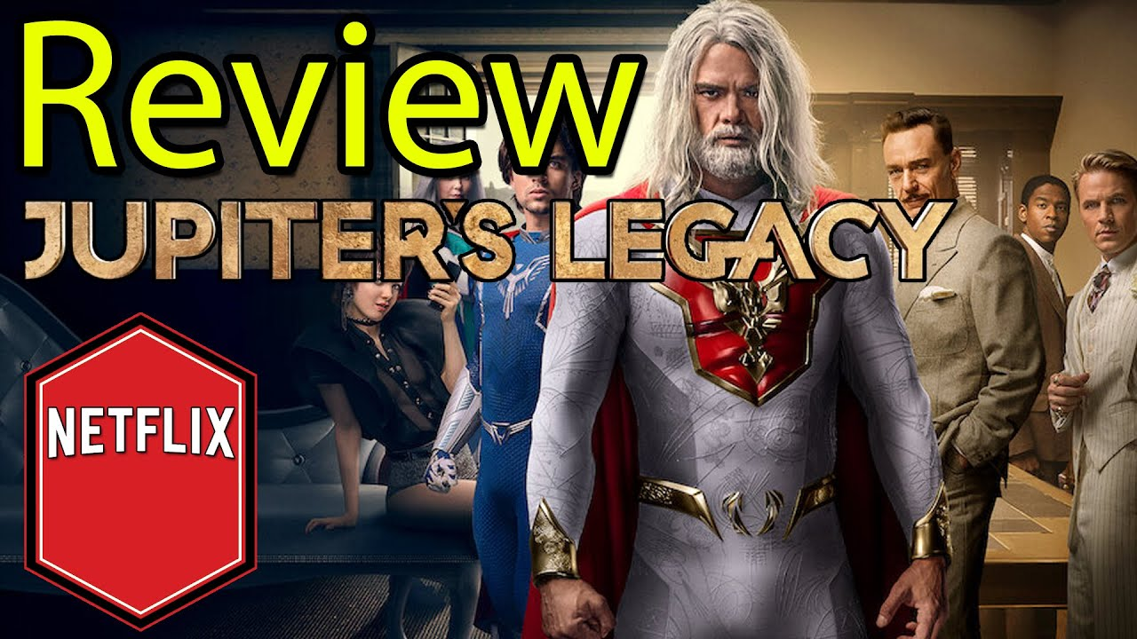 Netflix's 'Jupiter's Legacy' Can't Compete With Better R-Rated ...
