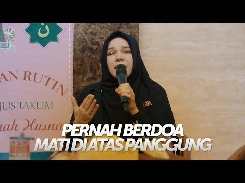 Alasan Terbesar Dewi Sandra Berhijrah dan Istiqomah