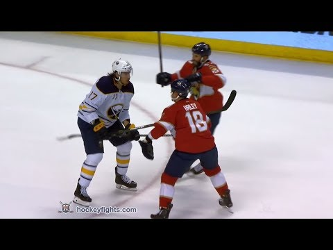 Jordan Nolan vs Micheal Haley Mar 2, 2018