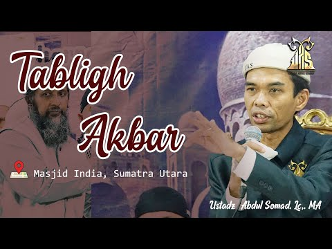 tabligh-akbar-di-masjid-india,-medan-ᴴᴰ-|-ustadz-abdul-somad,-lc.,-ma