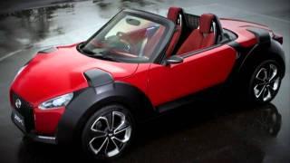 Daihatsu D-X Concept 2011 Videos