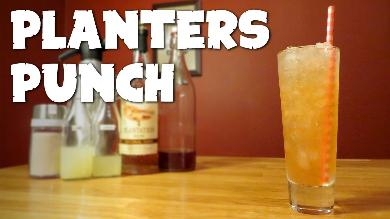 on planters punch trader vic