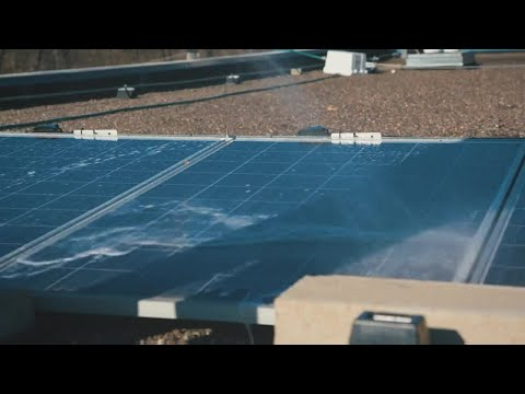 Why Use a Dedicated Solar Panel Cleaning Product?