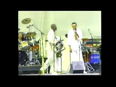 BT Express - Do It - Live 1995 Central Park