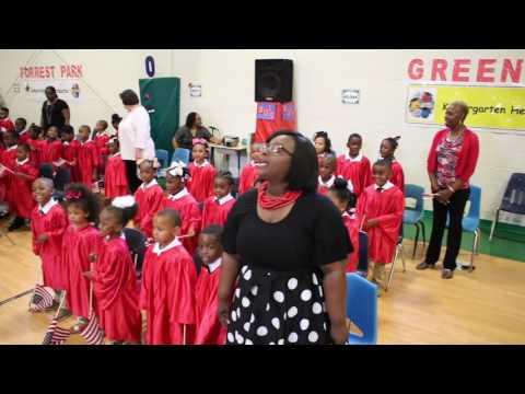 Forrest Park - Greenville Preschool Graduation Ceremony 2017