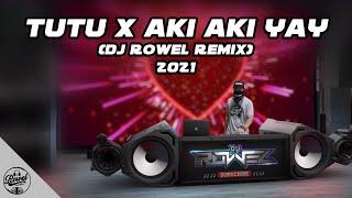 TUTU x AKI AKI YAY (Remix)   Viral Hits 2021   Virtual Dance Party (4K)