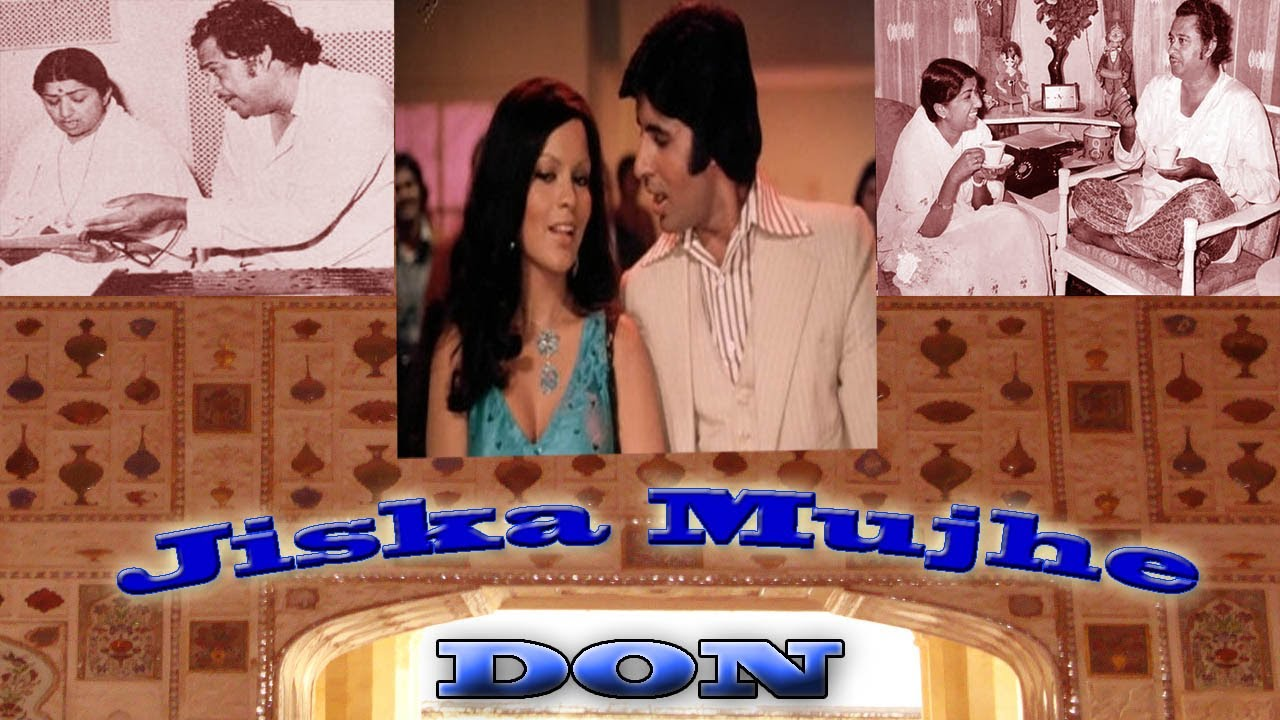 Download Jiska Mujhe Tha Intezar (with english subtitles) - (Don 1978)