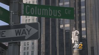 New Controversy Over Christopher Columbus Statue