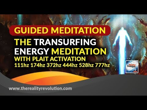 Guided Meditation: The Transurfing Energy Meditation with Plait Activation 111HZ 174HZ 372HZ 777HZ