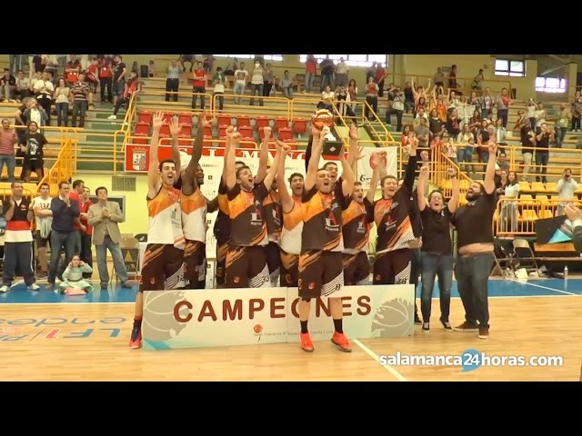 El Aquimisa CD Carbajosa campeón de la fase de ascenso a Liga EBA