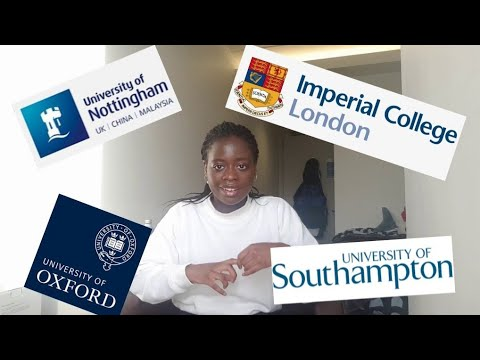What To Expect At Your Uni Interview??? (Oxford, Imperial, Nottingham & Others!)