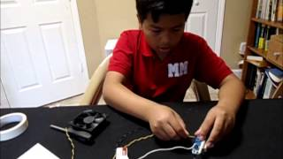 Diy Desk Fan Kit For Kids $5 By Manny Mechanix