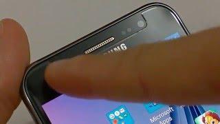 Colocar película de vidro no Galaxy J5