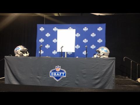 Mitchell Trubisky Chicago Bears 2017 NFL Draft Livestream #NFLDraft