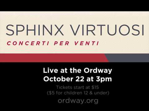 The Sphinx Virtuosi | Ordway Center for Performing Arts - YouTube